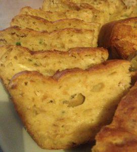 Cake thon olive
