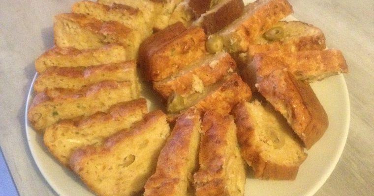 Cake au reste de pain