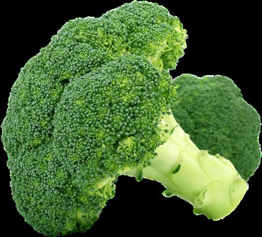 Salade de tronc de brocoli
