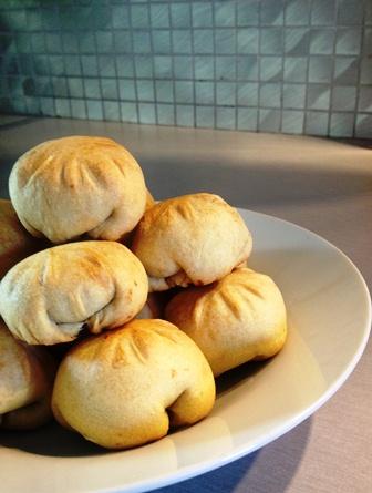 Les mammouls ou petits gâteaux aux dattes