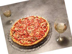 Tarte provençale à partager