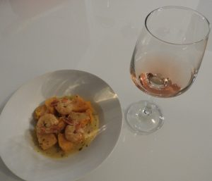 Curry crevettes butternut_accord met-vin