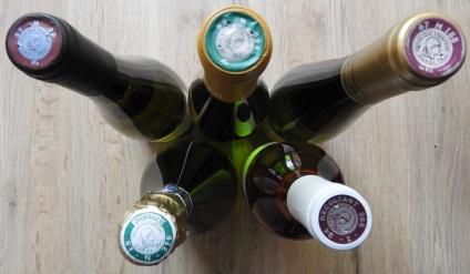 Les capsules sur les bouteilles, elles servent à quoi?