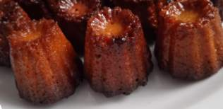 Les cannelés bordelais – la recette classique